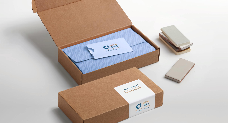 anima care packaging creation benoit douheret